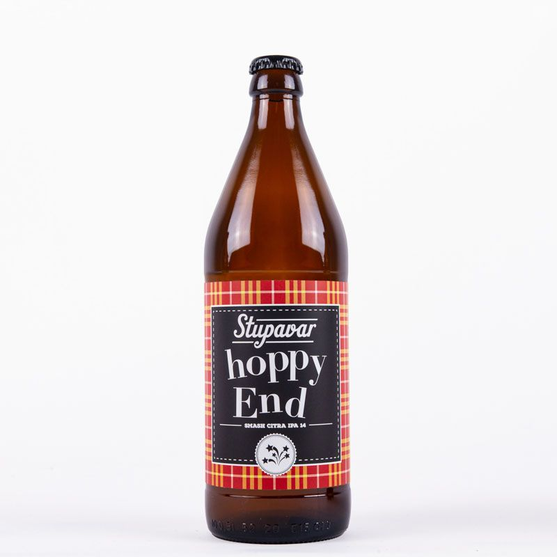 Hoppy End IPA